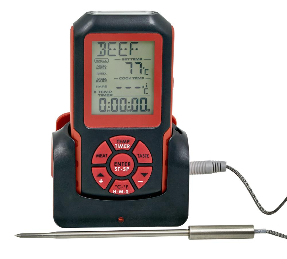 Digital Instant Read Cooking Meat Thermometer with Digital LCD, kitchen digital thermometer